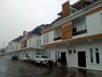 4 Bedroom Semi-detached Duplex with Bq, Oral Estate, Ikota, Lekki, Lagos, Semi-detached Duplex for Rent