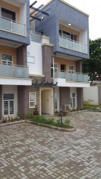 4bedrooms, Maitama, Maitama District, Abuja, Terraced Duplex for Sale