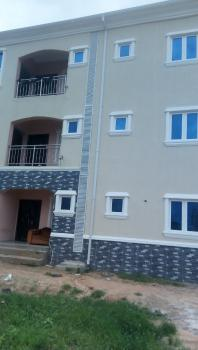 Newly Built 2 Bedroom Flat in a Serene and Secured Environment, Close to Riverspark Estate By Conoil Filling Station, Lugbe District, Abuja, Flat for Rent
