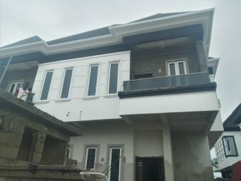 4 Bedroom Semi Detached Duplex, Chevron Alternative, Agungi, Lekki, Lagos, Semi-detached Duplex for Sale