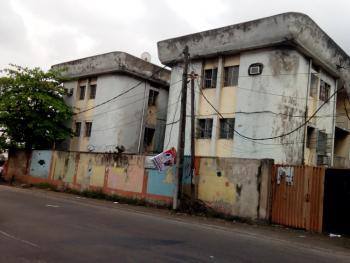 Vacant 2 Units of 3 Storey Building on a Land Size of 934sqm, Anthony, Maryland, Lagos, Block of Flats for Sale