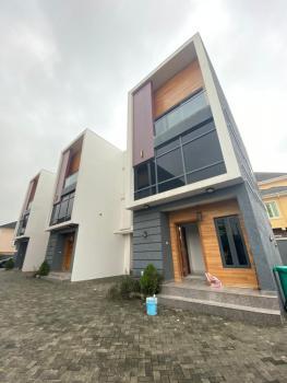 Brand New 4-bedroom Terrace House with Bq, Agungi, Lekki, Lagos, Terraced Duplex for Sale