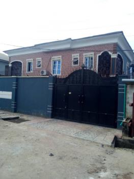 Newly Built 4 Bedroom Semi Detached Duplex with 2 Sitting Rooms., New Oko-oba, Agege, Lagos, Detached Duplex for Sale