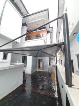 Brand New 5 Bedroom Fully Detached Duplex with Bq., Chevron, Off Chevron Drive., Lekki Expressway, Lekki, Lagos, Detached Duplex for Sale