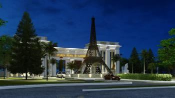 Paris Park and Gardens Land, -ikirun Road, Osogbo, Osun, Mixed-use Land for Sale