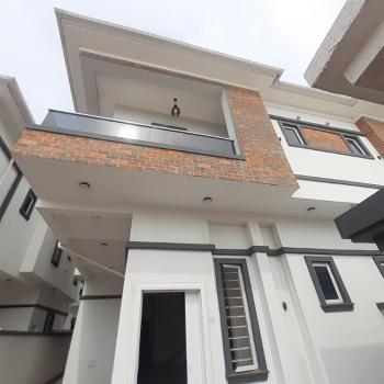 4 Bedroom Semi-detached Duplex, Orchid Road, Lekki, Lagos, Detached Duplex for Rent