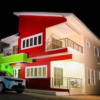 4 Bedroom Duplex, Opposite University of Ibadan Printing Press  Adron Court, Jericho, Ibadan, Oyo, Detached Duplex for Sale