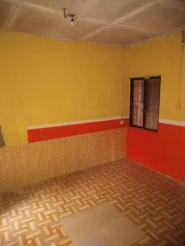 Single Room Self Contained with Necessary Facilities, Sholarin Street Ojokoro Village, Agric, Ikorodu, Lagos, Self Contained (single Rooms) for Rent