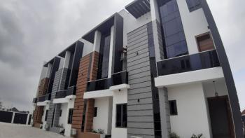 4 Bedroom Elegant Terrace Duplex with Bq, Ikate Elegushi, Lekki, Lagos, Terraced Duplex for Sale