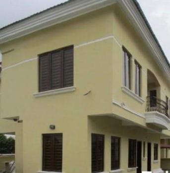 a Luxury Home of 4 Bedroom Duplex in an Estate with 24hrs Security, Sangotedo, Ajah, Lagos, Detached Duplex for Sale