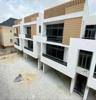 4 Bedroom Terrace Duplex with Bq (serviced), Ikate Elegushi, Lekki, Lagos, Terraced Duplex for Sale