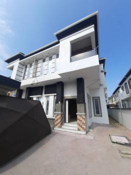4 Bedroom Luxury Semi Detached Duplex with Bq, Chevron Drive, Lekki Expressway, Lekki, Lagos, Semi-detached Duplex for Sale