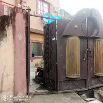 Room Self Contained Upstairs, Damole Street, Bariga, Shomolu, Lagos, Self Contained (single Rooms) for Rent