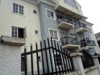 Topnotch 2 Bedroom Fully Serviced Flat with Elevator, Bq, Utako, Abuja, Flat for Rent