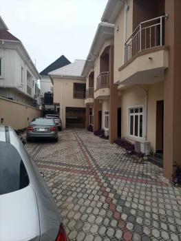 Luxury 3 Bedroom Duplex with Excellent Facilities, Osapa London Estate, Osapa, Lekki, Lagos, Terraced Duplex for Rent