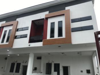 Newly Built 4 Bedroom Terrace Duplex, Off 2nd Toll Gate, Lekki, Lagos, Terraced Duplex for Rent