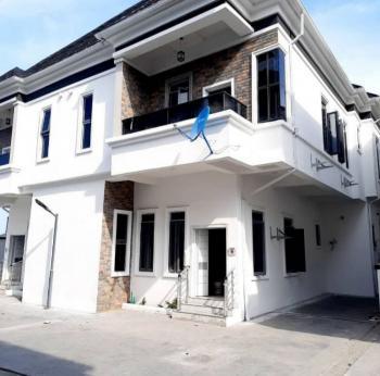 4 Bedroom Semi Detached Duplex with Bq, Oral Estate, Orchid Road, Ikota, Lekki, Lagos, Semi-detached Duplex for Sale