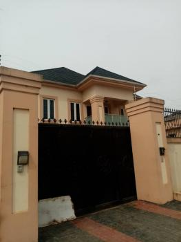 Luxury Spacious 5 Bedroom Detached Duplex with Bq, Phase 1, Gra, Magodo, Lagos, Detached Duplex for Rent