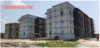 2 Bedroom Luxury Apartments with 12 Months Payment Plan, Sangotedo, Ajah, Lagos, Flat for Sale