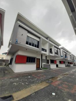 Luxury 4 Bedroom Semidetached and 1bq, Ikota, Lekki, Lagos, Semi-detached Duplex for Sale