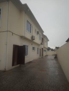 New 3 Bedroom Flat, Peace Estate, Oke Afa, Isolo, Lagos, Flat for Rent