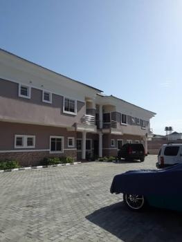 Luxury 4 Bedroom Corner-piece Terrace with a Bq, Bakare Estate, Agungi, Lekki, Lagos, Terraced Duplex for Rent