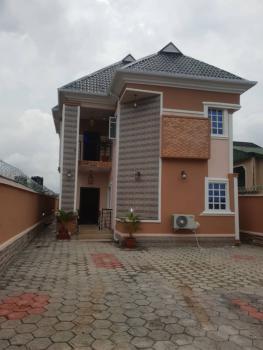 a Tastefully Finished 5 Bedroom Terraced Duplex. Located in a Serene Estate., Ola-farm Estate Abaranje Road, Ijegun, Ikotun, Lagos, Terraced Duplex for Sale
