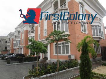 4 Bedroom Terrace Duplex with Excellent Facilities, Off Bourdillon Road, Old Ikoyi, Ikoyi, Lagos, Terraced Duplex for Rent
