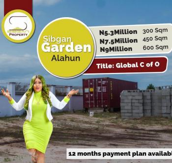 Sibgan Gardens . 600qm, Eleko, Ibeju Lekki, Lagos, Residential Land for Sale