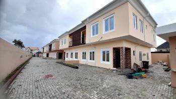 4 Bedroom Semi Detached Duplex, Atlantic View Estate, Igbo Efon, Lekki, Lagos, Semi-detached Duplex for Rent