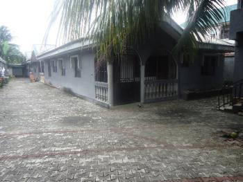 Distress 3 Bedroom Bungalow + 1 Shop, Ada George Road, Obio-akpor, Rivers, Detached Bungalow for Sale