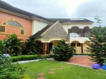 Detached 4 Bedroom House with 2 Room Guest Chaletand Bq, Mbodo Aluu, Port Harcourt, Rivers, Detached Duplex for Sale