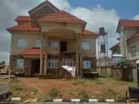 80% Finished 5 Bedroom Duplex With Boys Quarters, , Gaduwa, Abuja, 5 Bedroom, 6 Toilets, 6 Baths House For Sale