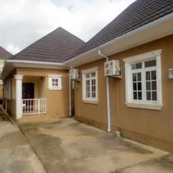 a Year Old 3 Bedroom Bungalow, By Cac/ Vio, Durumi, Abuja, Flat for Rent