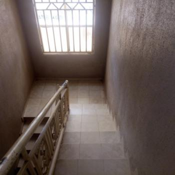 a Sizable 3 Bedroom Terrace, By Cac/ Vio, Durumi, Abuja, Flat for Rent