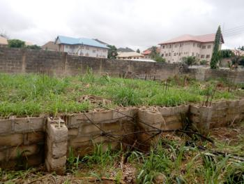 Land Fenced with Gate., Old Airport Road, Emene, Enugu, Enugu, Mixed-use Land for Sale
