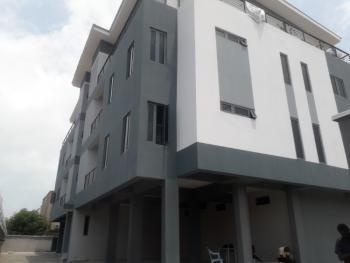 Newly Built 3 Bedroom Flat with Bq, Off Lekki Epe Expressway, Chevron, Igbo Efon, Lekki, Lagos, Flat for Rent