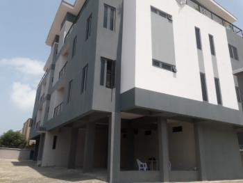 Newly Built 2 Bedroom Pent House with Bq, Off Lekki Epe Expressway, Igbo Efon, Lekki, Lagos, Flat for Rent