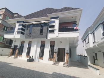 4 Bedrooms Semi Detached Duplex with Bq, Ikate Elegushi, Lekki, Lagos, Semi-detached Duplex for Sale