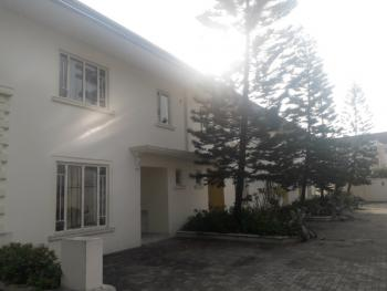 Serviced and Furnished 4 Bedroom Duplex House with Bq, Off Castle and Temple Street, Lekki Phase 1, Lekki, Lagos, Terraced Duplex for Rent
