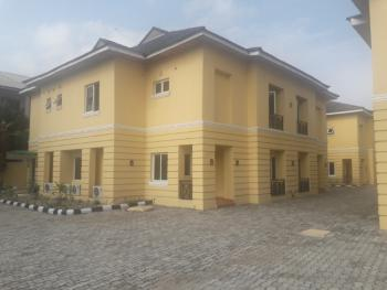Newly Renovated 8 Units of 3 Bedroom Semi Detached House with Bq, Off Admiralty Way, Lekki Phase 1, Lekki, Lagos, Semi-detached Duplex for Rent