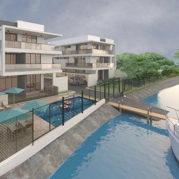 Luxury 4 Bedroom Townhouse (semidetached), Admiralty Road,, Lekki Phase 1, Lekki, Lagos, Semi-detached Duplex for Sale