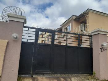Nice 3 Bedroom Terrace Duplex, By American International School Opposite Games Village, Durumi, Abuja, Terraced Duplex for Rent