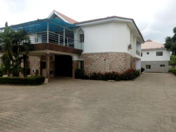 6 Bedroom Duplex with 5 Bedroom Chalet & 3 Rooms Bq, Jabi District, Jabi, Abuja, Detached Duplex for Rent