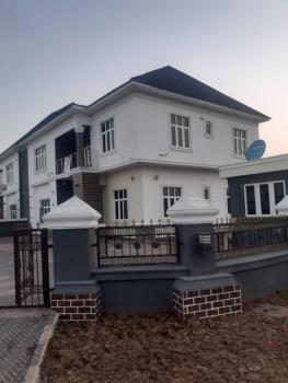 New 5 Bedroom Fully Detached Duplex with Bq, Royal Garden Estate, Ajiwe, Ajah, Lagos, Semi-detached Duplex for Rent