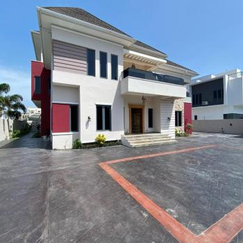 6 Bed Edifice on 900sqm with Pool and 2 Bqs, Osapa, Lekki, Lagos, Detached Duplex for Sale