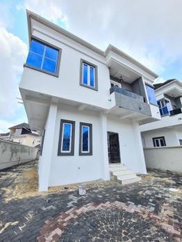 Luxury 5 Bedroom Duplex with Bq in an Estate, Osapa, Lekki, Lagos, Detached Duplex for Sale