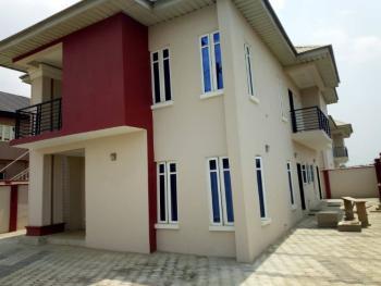 Tastefully 4 Bedroom Duplex with Bq, Police Post, Ebute, Ikorodu, Lagos, Detached Duplex for Sale
