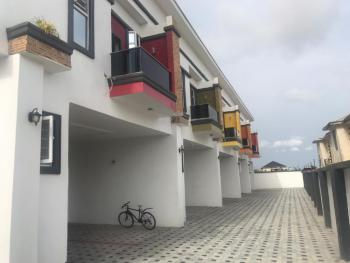 Brand New 4 Bedroom Terrence Duplex, Thomas Estate, Ajah, Lagos, Terraced Duplex for Sale