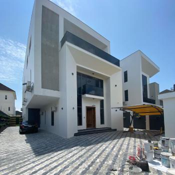 Contemporarily Built 5bedroom Fully Detached Mansion, Lekki Phase 1, Lekki, Lagos, Detached Duplex for Sale